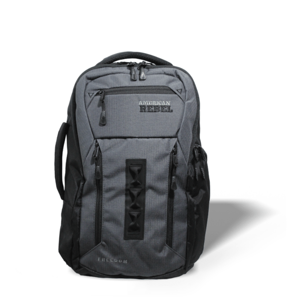 LG Freedom Concealed Carry Backpack - Blue/Black