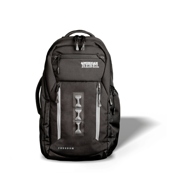 LG Freedom Concealed Carry Backpack - Black/Gray