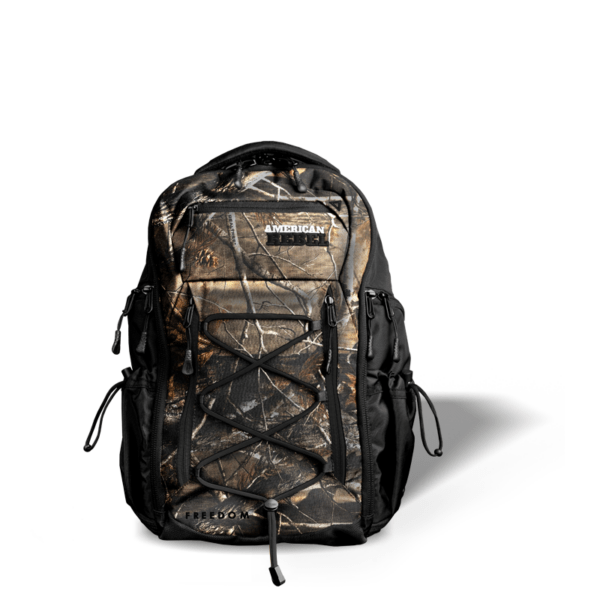 MD Freedom Concealed Carry Backpack - Camo/Black