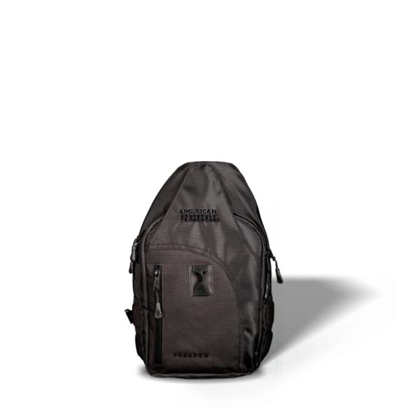 SM Freedom Concealed Carry Backpack - Black/Black