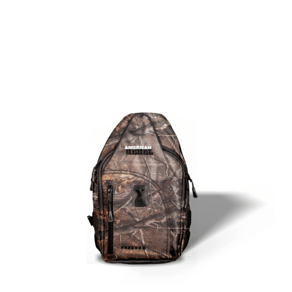 SM Freedom Concealed Carry Backpack - Camo/Black