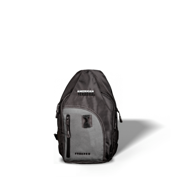 SM Freedom Concealed Carry Backpack - Gray/Black