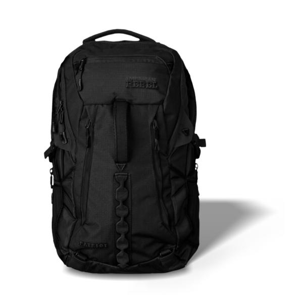 XL Freedom Concealed Carry Backpack - Black/Black