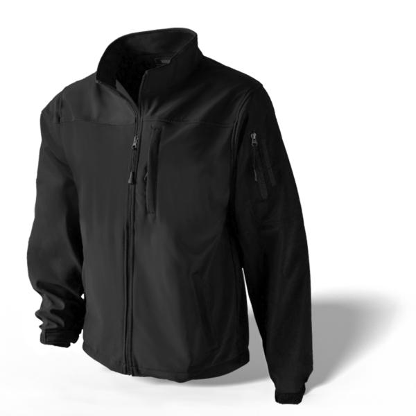Men's Defender Concealed Carry Jacket - Black/Black