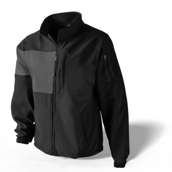 Men's Freedom Concealed Carry Jacket - Black/Gray