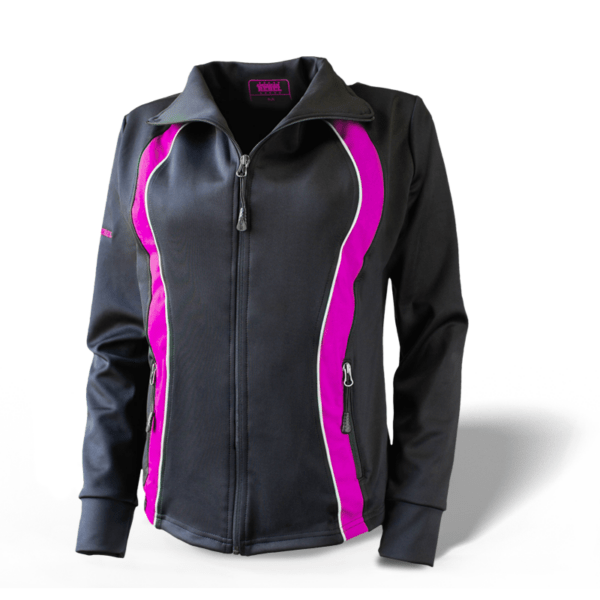 Women's Freedom Concealed Carry Jacket - Blk-Pnk