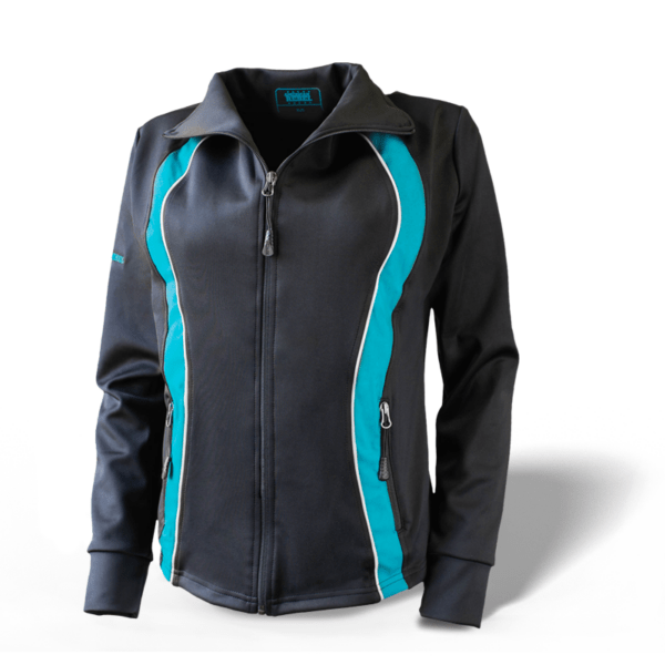 Women's Freedom Concealed Carry Jacket - Blk-Teal