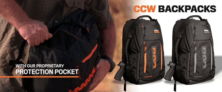 Concealed Carry Backpacks